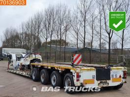 lowloader semi trailer Nooteboom EURO 78-04 1+4 Pendel axles 475cm Extendable 5x Steering axle 2010