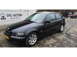 hatchback car BMW 316ti 2003