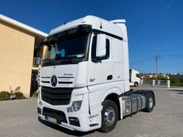 cab over engine Mercedes-Benz Actros 2018