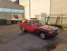 sedan car Mercedes-Benz 190  D 190 D 1991