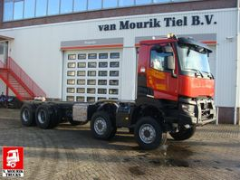 chassis cab truck Renault K 440 P 8x8 HEAVY.50  EURO 6 2020