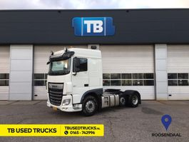 cab over engine DAF XF 480 FTP Space Cab 3,85 WB Zwaailamp Used Lease 2017