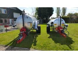 Mistverteiler Watertank met haspel