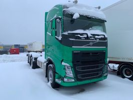 chassis cab truck Volvo FH480, 6x2, Full steel, Hub-redu., Man, Chassi 2018