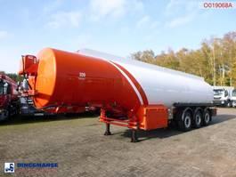 tank semi trailer semi trailer Cobo Fuel Tank alu 42.5 m3 / 6 comp + pump/counter 2006