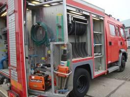 fire truck DAF 55 holmatro equipment 2001