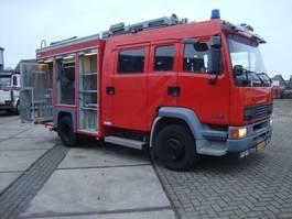 fire truck DAF AE 55 CE 2001