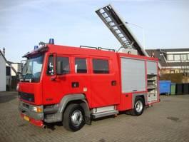 fire truck DAF 55-230 EURO2 fire feuerwehr bomberos 2000