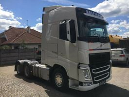 cab over engine Volvo FH 4 540HP Double Boggie 2017