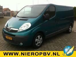 closed lcv Opel Vivaro 2.5cdti 107KW L2 AIRCO 2010