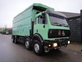vacuum truck Mercedes-Benz 3538 8 x 4