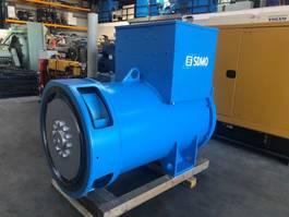 Generator Leroy Somer SDMO 1880 kVA generatordeel op frame 2003