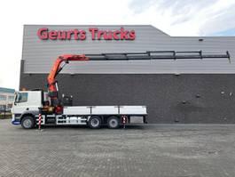 crane truck DAF CF 440 6X2 EURO 6 + PALFINGER KRAAN/KRAN/CRANE/GRUA 2018