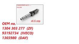Gearbox truck part ZF 16S109 1304303277