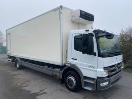 refrigerated truck Mercedes-Benz ATEGO 1222 - 2013 EURO 5 - 2013