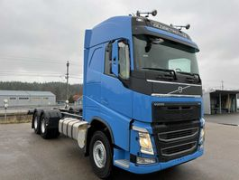 chassis cab truck Volvo FH480, 6x2, Full steel, Manual, Chassi, 2018