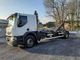 container truck Renault lander 410 DXI hook system very clean!