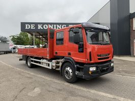 drop side truck Iveco 120E25 doka !!! only 335.000 km !!! 2008