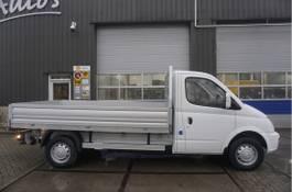 chassis lcv SAIC EV80 LWB Volledig Elektrisch Pick Up / €36.450,- na aftrek van 10% subsidie 2021