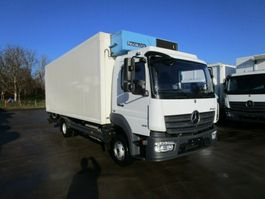 refrigerated truck Mercedes-Benz ATEGO 918 Tiefkühlkoffer 6,10 m LBW 1 to.*94 tkm 2017