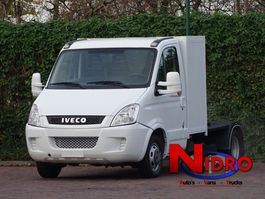 light duty tractor unit - lcv Iveco DAILY 50C18 BE-TREKKER AIRCO 2010
