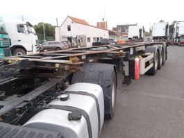 container chassis semi trailer Van Hool 20- 30' adr 2008