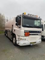 tank truck DAF CF 2010