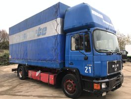 tilt truck MAN 17.232 6CYL**MANUAL PUMP-GERMAN TRUCK** 1990
