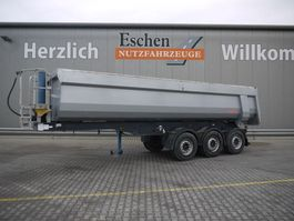 tipper semi trailer Langendorf SKS-HS 24/28 2011