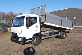 tipper truck > 7.5 t Renault D 7.5 - 180 - 4x2 - 78.714 Km - EURO 6 - 3-Z-KIPPER - PERFECTE STAAT
