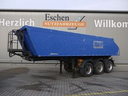 tipper semi trailer Meiller MHKS 41/3 2007