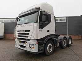 cab over engine Iveco Stralis 440 AS440S50 6x2/4 EURO5 - Manual Gearbox - 317.000km Origineel (T511) 2007