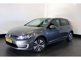 hatchback car Volkswagen e-Golf 136 PK | VIRTUAL COCKPIT | LEDER | CAMERA | 4% | € 20.950,- Ex. 2017