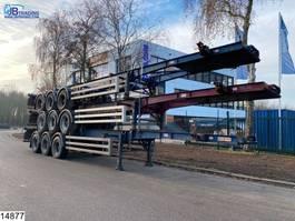 Container-Fahrgestell Auflieger Dennison Container Set price 3 units = 10000 euros, 40 FT 2004