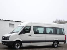 wheelchair transport lcv Volkswagen Crafter 2.0 Tdi Maxi Schiebetür 9 Sitze Rollstuhllift Klima Euro 5 2011