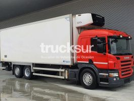 refrigerated truck Scania P360.26 2012