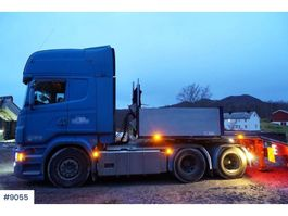 cab over engine Scania R620 6x4 with hydraulics 2010