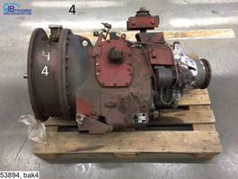 Gearbox truck part Renault B 18, Manual