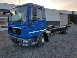 chassis cab truck MAN TGL 12.250 chassis cabine Euro 5 2012