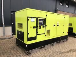 Generator Gesan Volvo Leroy Somer 250 kVA Supersilent Rental generatorset 2012
