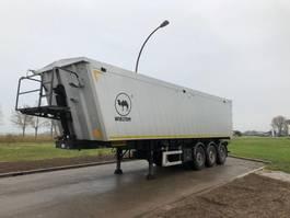 tipper semi trailer Wielton Wielton 40m3 SAF LIFT ACHSE 5380kgTOP Zustand 2015