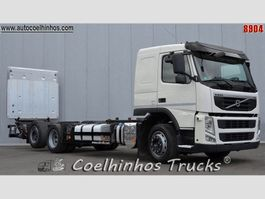 chassis cab truck Volvo FM 410 2011