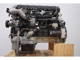 Engine truck part Mercedes-Benz OM471LA EURO5 420PS 2011
