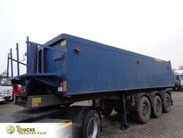 tipper semi trailer ATM OKA 15/27 + Kipper 2005