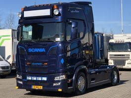 cab over engine Scania S500 NGS EURO 6 *SPECIAL* 2018
