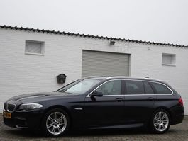 Kombinationskraftwagen BMW 520i Touring M-Sportpaket Klima Navi Xenon Leder 2013