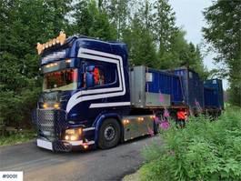 cab over engine Scania R730 6x4 w / hydraulics 2015