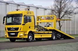 tow-recovery truck MAN TGM 15.290 Tischer Bergingsvoertuig - Recovery truck -  Bergungsfahrzeug - Dépanneuse 2020