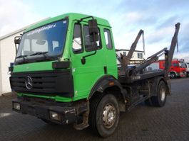 container truck Mercedes-Benz 1824 V6 ENGINE STEELSPRINGS 1996