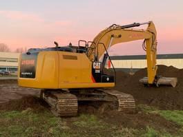 crawler excavator Caterpillar Cat 320EL 2015